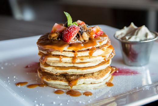 Zavo brunch pancakes