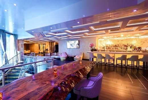 Zavo lounge area