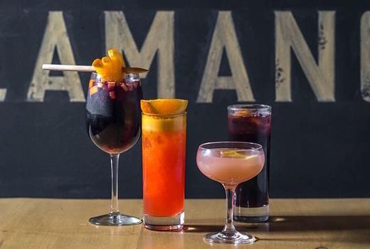 Lamano west village cocktails