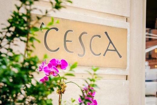 Cesca sign