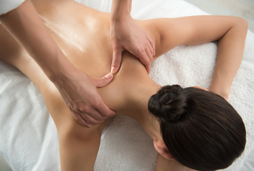 Ladies and gents massage
