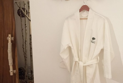 Yihan spa robe
