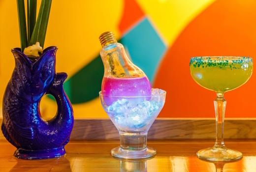 Woostock cocktails