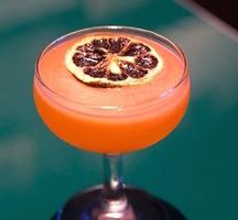 Mccarren rooftop cocktail