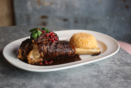 Toro loco meat
