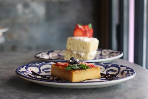 Toro loco dessert