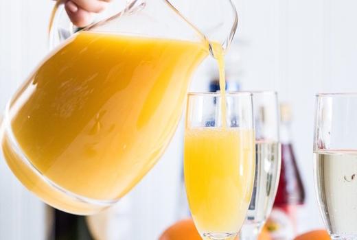 Piatto mimosas