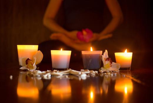 Bhakti candles