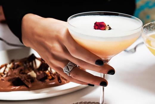 Bagatelle cocktails