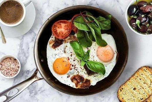 Cesca brunch eggs spread