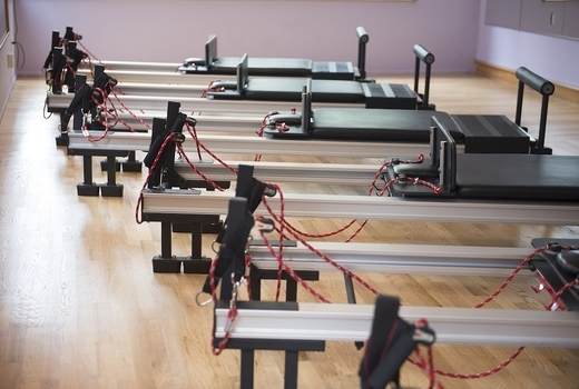 Im x pilates machines
