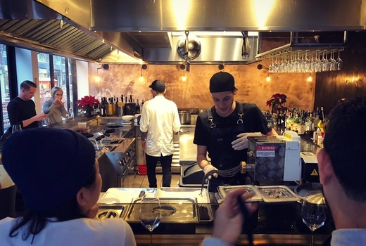 Sola pasta bar legendary chef