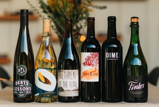 Winc a diverse selection