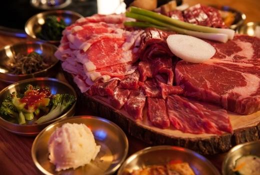 Grand seoul hearty eats