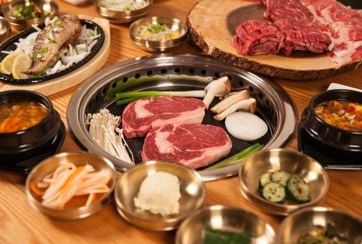 Grand seoul meats