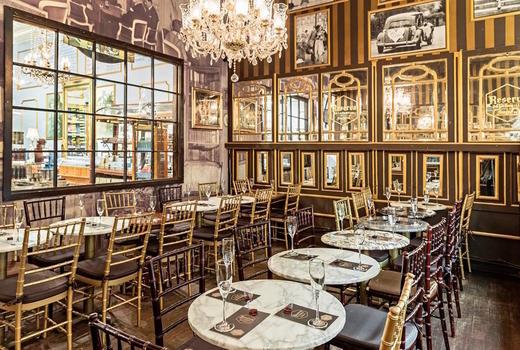 Mariebelle tea room