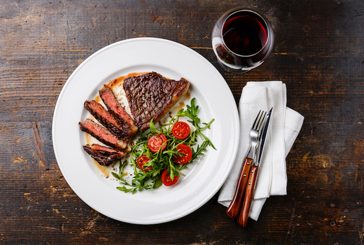 Bazar nomad nye steak love