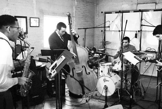 Bazar nomad nye jazz bw
