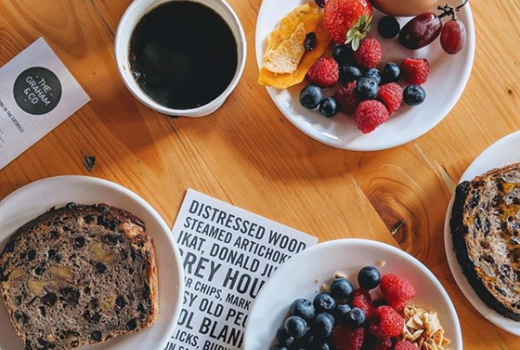 Graham breakfast