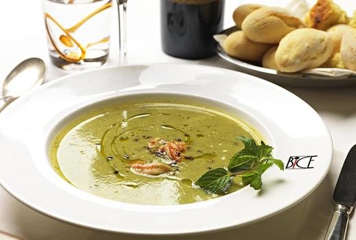 Bice cucina soup