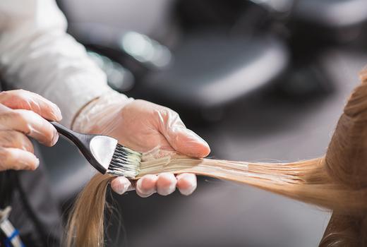 Ferraz hair color