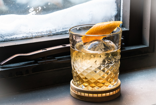 The winter tippler 2019 chilly drink
