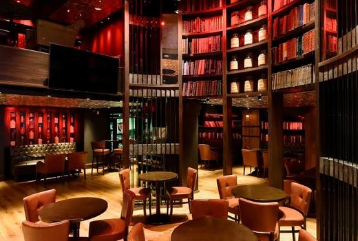 Mcgettigans library