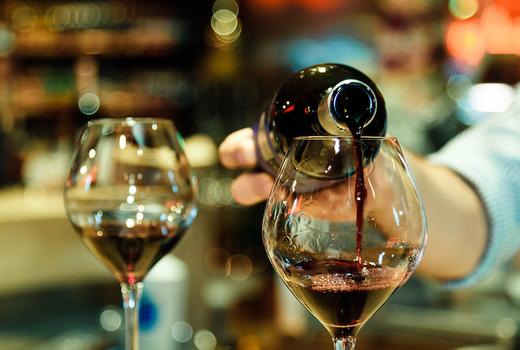 Soho park wine
