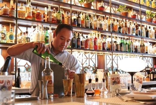 Eataly that bartender