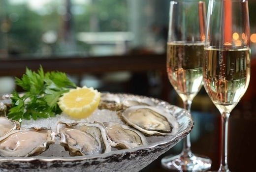 Eataly oysters wine nyc