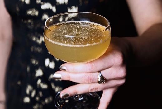 I tre merli cocktail