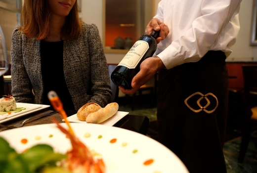 Sofitel gaby wine