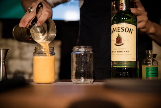 Whiskey walk 2019 jameson barman