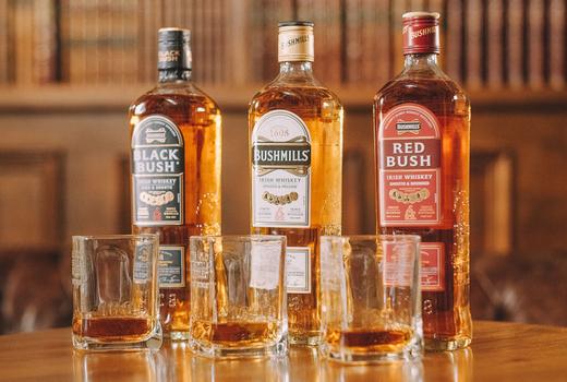 Whiskey walk 2019 bushmills