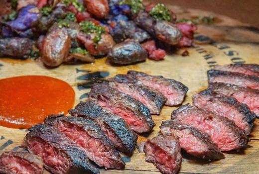 Circa brewing company steak