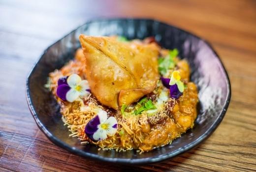 Surya restaurant samosa