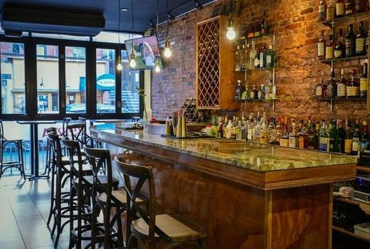 Surya restaurant bar