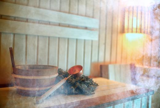 Limelight fitness sauna