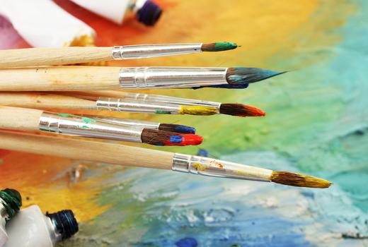 Hatbox paint