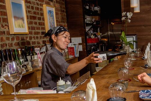 Rabbit house chef sakuma