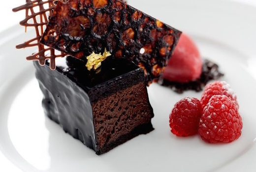 Intermezzo dessert