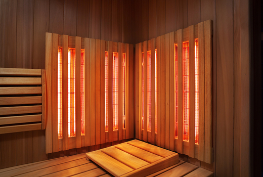 Slim up sauna