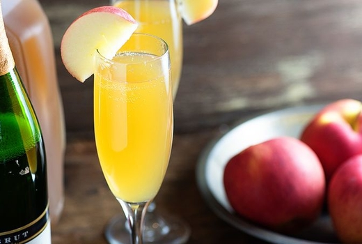Surya brunch bellini