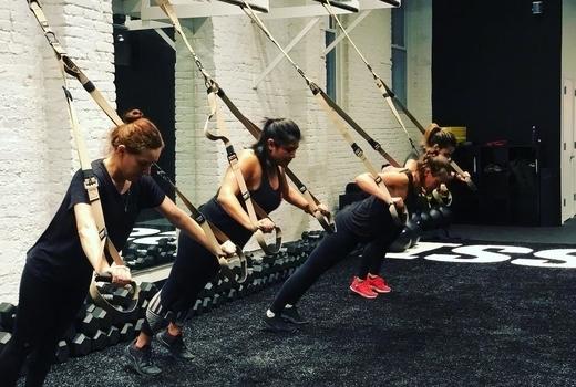 Soho strength lab women trx