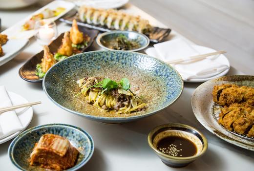The bari noodles