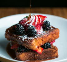 Ainsworth french toast