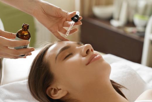 La bon facial oils skincare