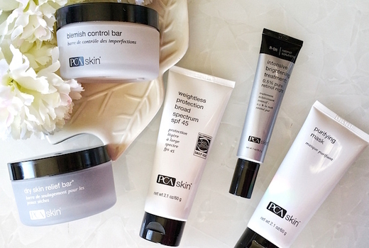Le bon products skincare