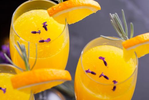 The woodstock mimosas flowers