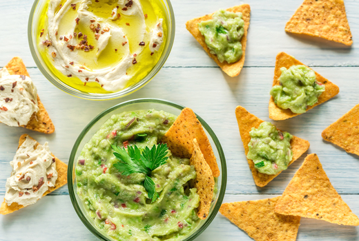 V empowered guac hummus